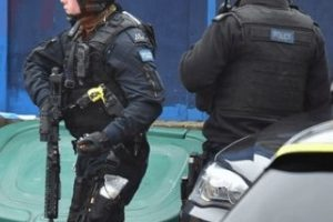 armed police called to the discharge of a firearm in tottenham