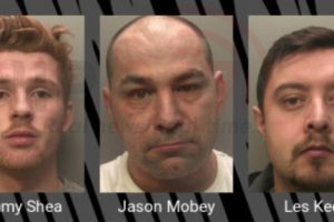 atm raiders jailed for a total of 30 years after 1 5 million of damage cash theft