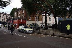 fifteen year old stabbed in the face in north london