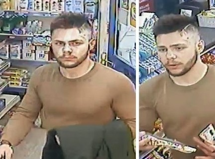 Further Cctv Released Of Wanted Suspected Rapist In Brighton