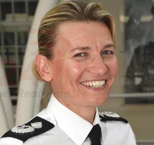 Hampshire Constabulary's Deputy Chief Constable Has Been Honoured In The Queen's Birthday Honours