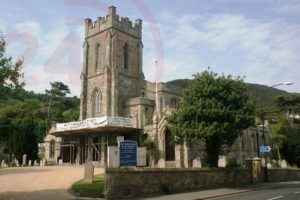 isle of wight church in lockdown after serious sex attack