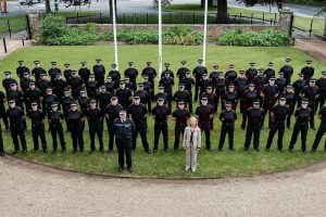 its a start 72 new officers take to streets across sussex