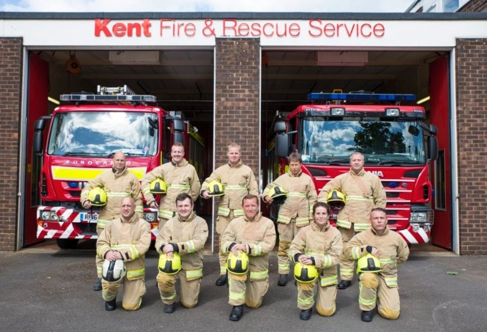 Kent Fire And Rescue Service (kfrs) Is Effective, Efficient And Looks After Its People A Report Has Revealed