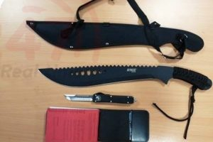 leyton teenager sent to young offenders institution after huntknife found during stop and search