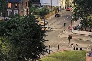 man dies after attack in lambeth