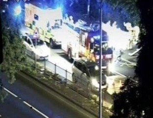 man dies following three vehicle collision on the a4 hammersmith