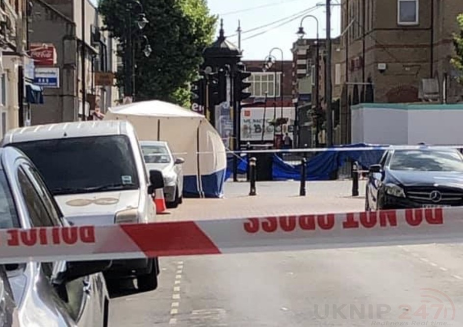 man stabbed to death in east ham