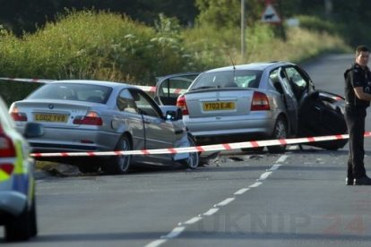 Manhunt For Two Continues After Hit And Run On The Isle Of Wight