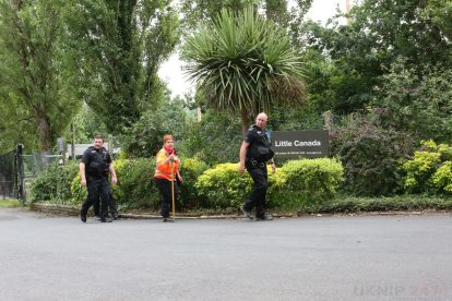 search continues for missing adventure staff worker on the isle of wight