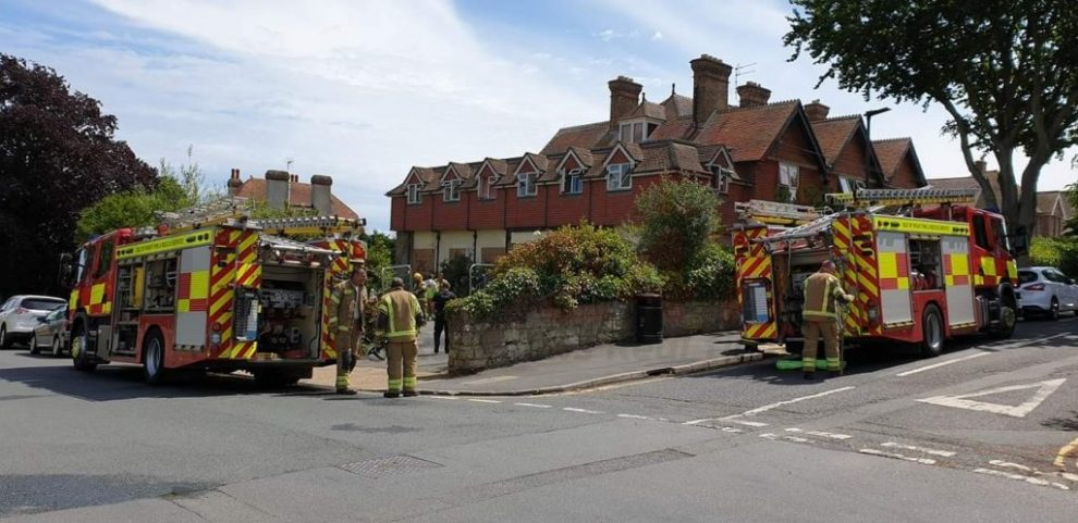 second arson probe launched after sandown care home is torched