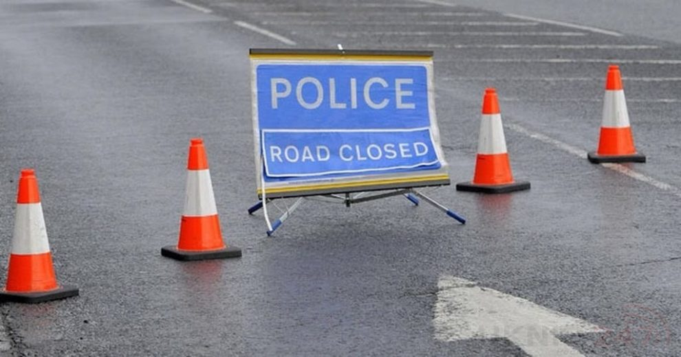 Updated:a34 Closed In Both Directions Due To A Serious Collision