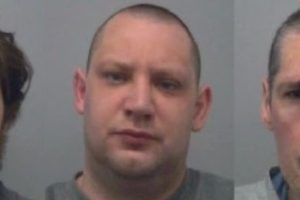 three men have been sentenced after they were convicted of murder