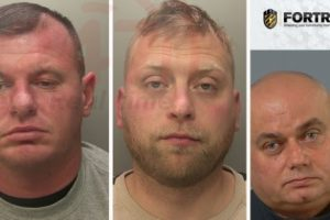 three men jailed for more than 10 years and 2 25million of drugs off the street