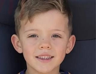 two charged with manslaughter of seven year old boy
