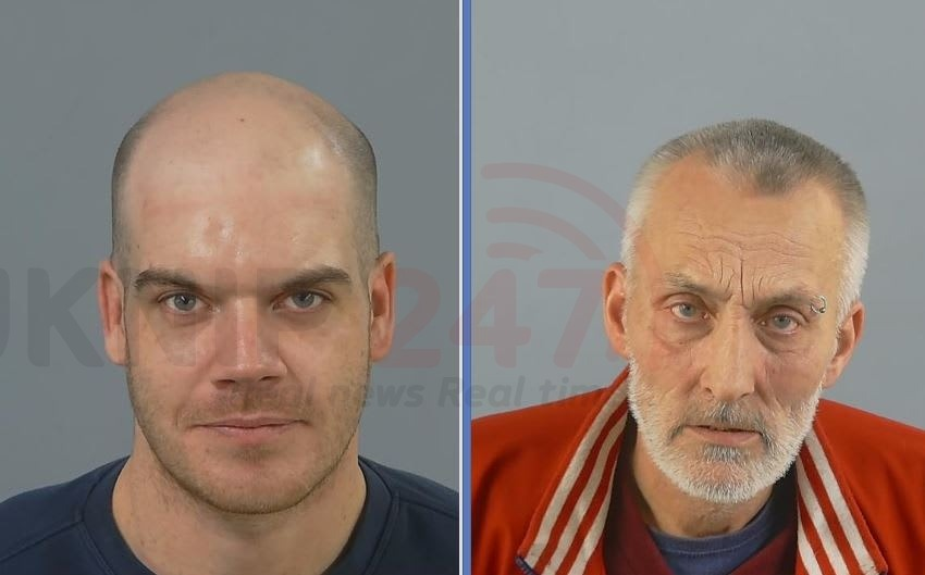 Two Jailed For Nine Knifepoint Robberies Over Three Counties