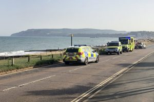 updatedcoastguard called to incident at yarverland beach on the isle of wight