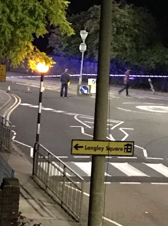 Updated:east Hill In Dartford Remains On Lockdown