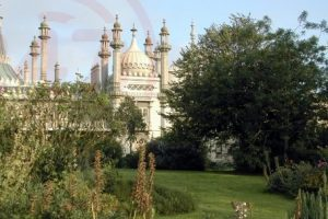 woman raped in brighton pavilion gardens