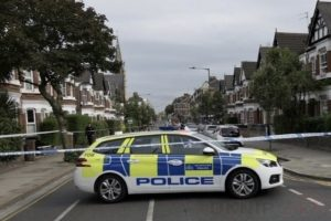 a man aged in his 20s has been shot in the arm in north west london 1