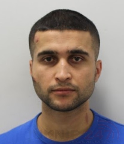 a man has been convicted of attempted murder after he attacked a man with a knife in thornton heath