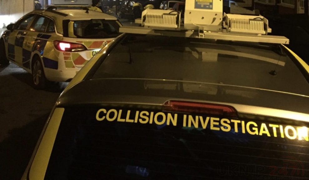 an investigation has been launched following a fatal collision in hadlow
