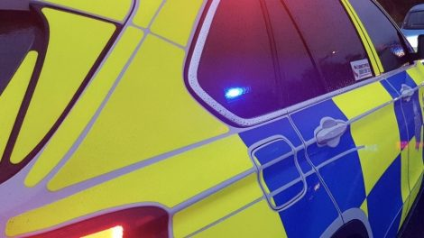 Armed Robbery At Orpington Co-op