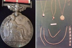 british empire medal and cash stolen in maidstone burglary
