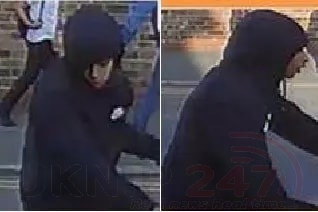 cctv released in respect of newham stabbing