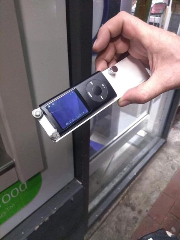 Cloning Device Found Attached To Southampton   Cashpoint