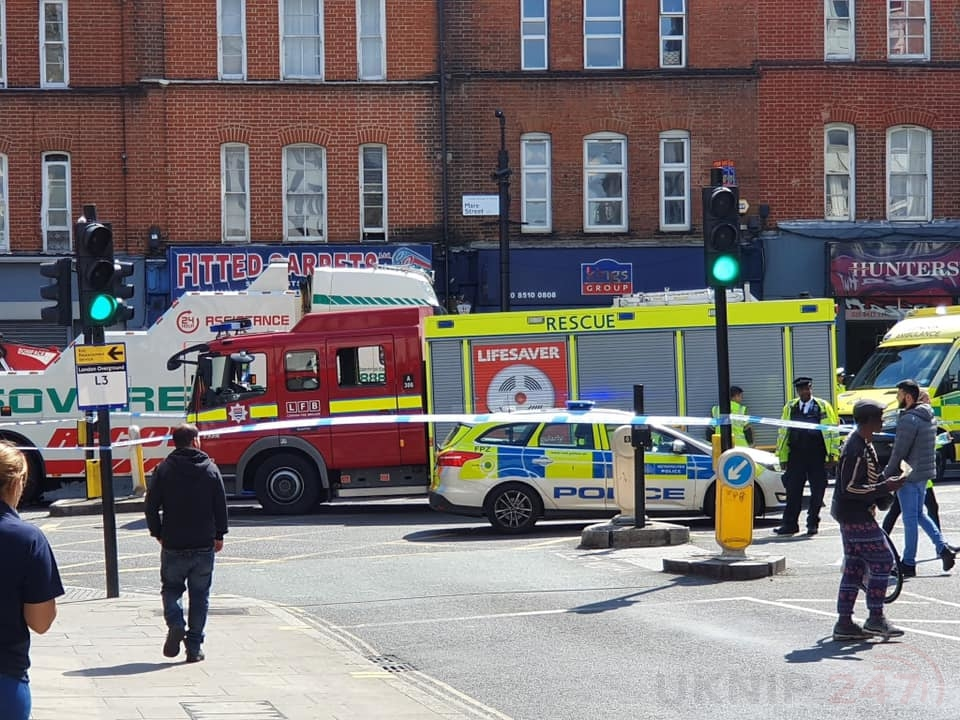 Detectives From The Roads And Transport Policing Command Are Appealing For Witnesses Following A Fatal Collision In Hackney