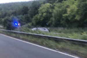 emergency services called to an overturned vehicle on a3 near petersfield
