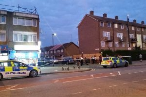 fifteen year old boy stabbed multiple times in newham