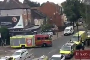 Gas Explosion In Wandsworth