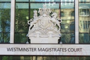 man and woman charged with terrorism offences