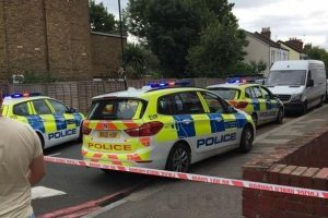 man chage with four counts of attempted murder following enfield stabbings
