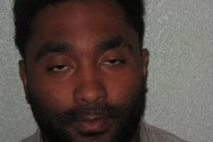 man wanted after mowing down police officer in catford