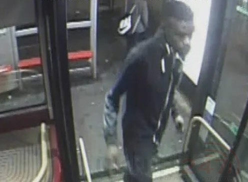 manhunt after two sex attacks on overnight buses