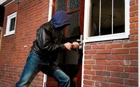 may be worth checking your doors and windows are secure