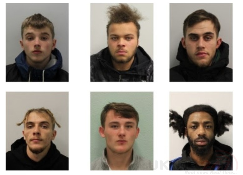 Seven-strong Gang Responsible For More Than 40 Burglaries In South London Has Been Jailed