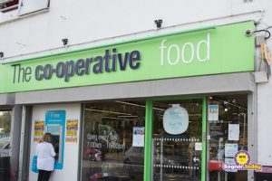 staff at bognor co op robbed at knifepoint
