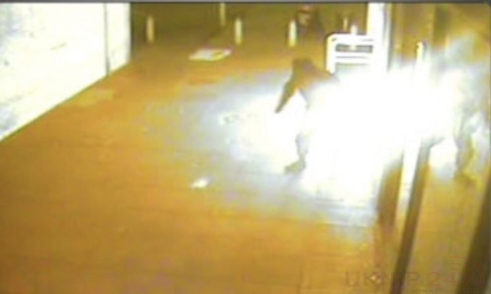 thieves make off empty hand from cashpoint raid