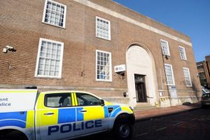 three in custody after aggravated burglary in ramsgate