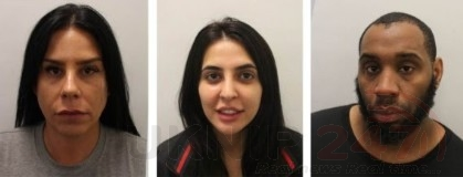 Three People Have Been Convicted Following A Robbery At Commercial Premises In Lambeth Last August