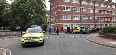 Two Men Slashed And Stabbed In Southwark