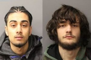 two teenagers have been jailed following a gang related stabbing in acton
