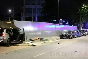 updatedthree arrests after car is driven into six people in battersea