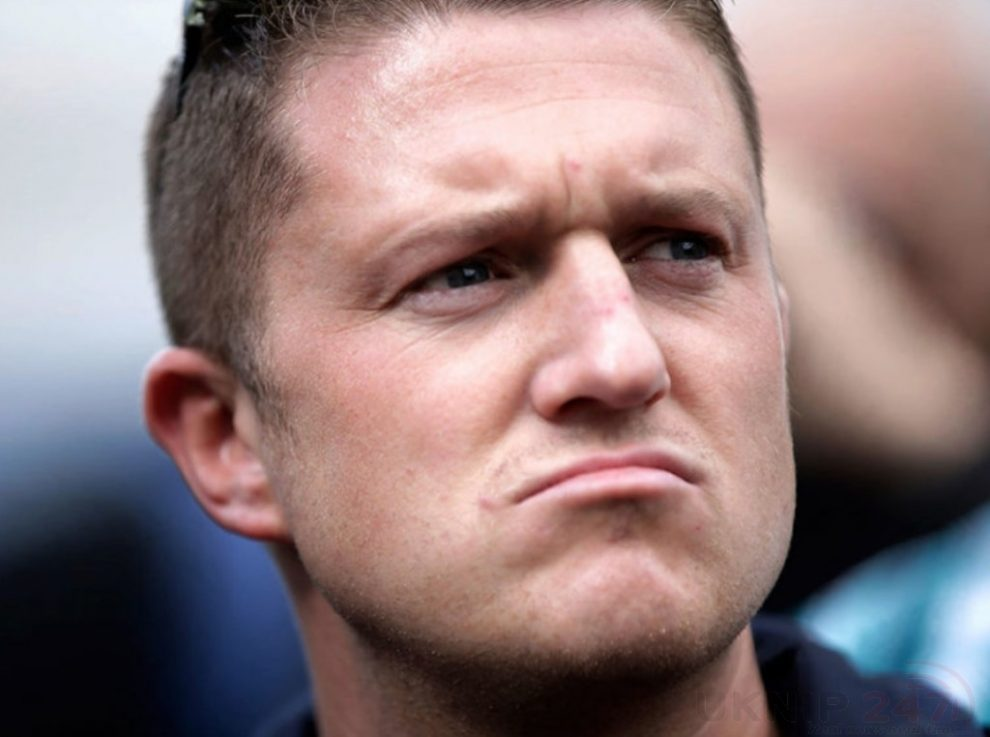 Free Tommy Robinson  Police Imposed Conditions
