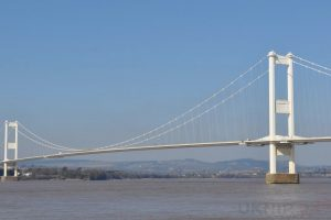 m48 severn crossing is currently closed westbound