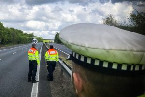 man dies in tragic m25 motorway collision